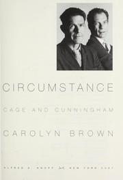 Chance and circumstance PDF