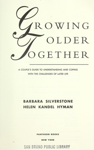 Download Growing older together