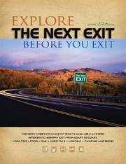 The Next EXIT 2006 (Next Exit: The Most Complete Interstate Highway Guide Ever Printed) (Next Exit: The Most Complete Interstate Highway Guide Ever Printed) PDF