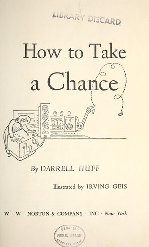How to take a chance.