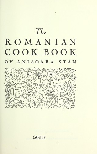 Download The Romanian Cook Book