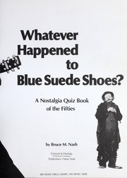 Whatever happened to blue suede shoes? PDF