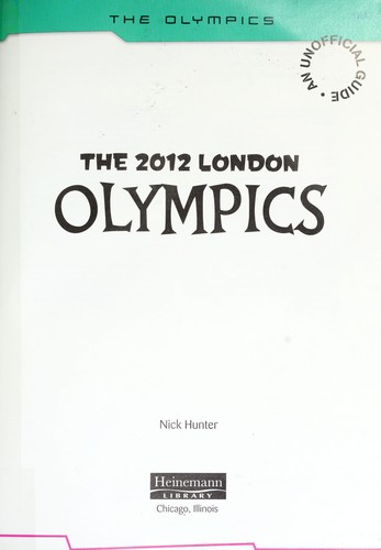 The 2012 London Olympics