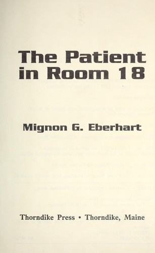 Download The patient in room 18