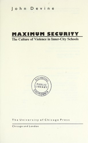 Download Maximum Security