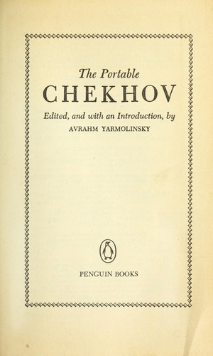 Download The portable Chekhov