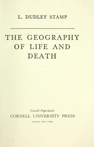 The geography of life and death