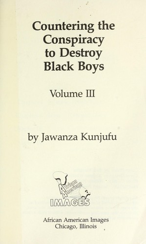 Download Countering the conspiracy to destroy black boys
