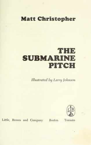 Download The submarine pitch