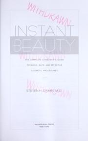 Instant beauty PDF