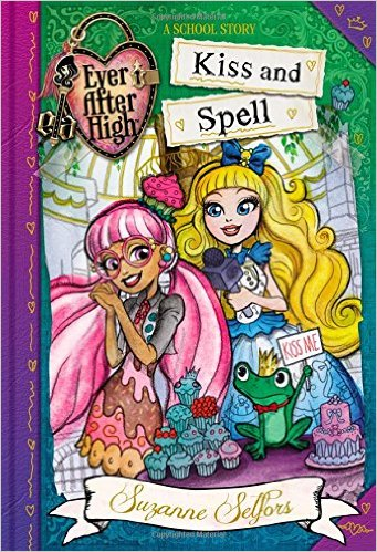 eBook Kiss and Spell (Ever After High) download | online | audio id