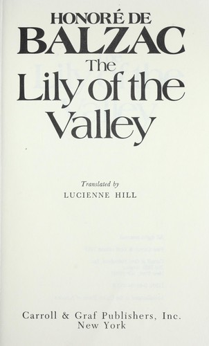 Download The Lily of the Valley