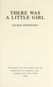 There was a little girl PDF