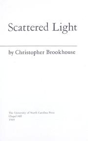 Scattered light PDF