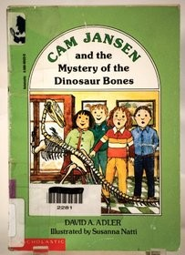 Download Cam Jansen and the mystery of the dinosaur bones