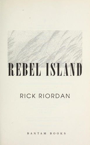 Download Rebel Island