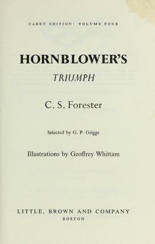 Download Hornblower's triumph