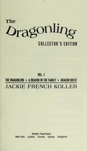 The Dragonling collector's edition.