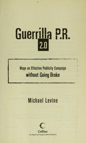 Download Guerrilla P.R. 2.0