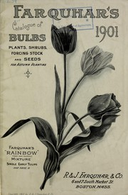 Farquhar's catalogue of bulbs, plants, shrubs, forcing stock and seeds for autumn planting PDF