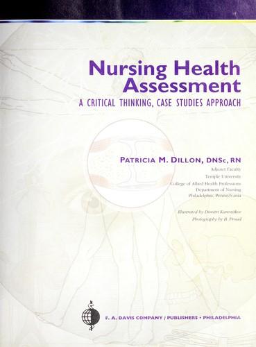 Download Nursing health assessment
