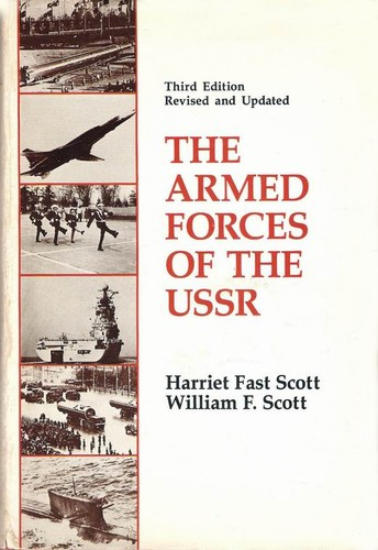 Download The armed forces of the USSR
