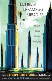 Empire of Dreams and Miracles by Orson Scott Card