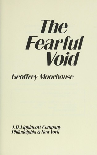 Download The fearful void.