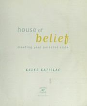 House of belief : creating your personal style PDF