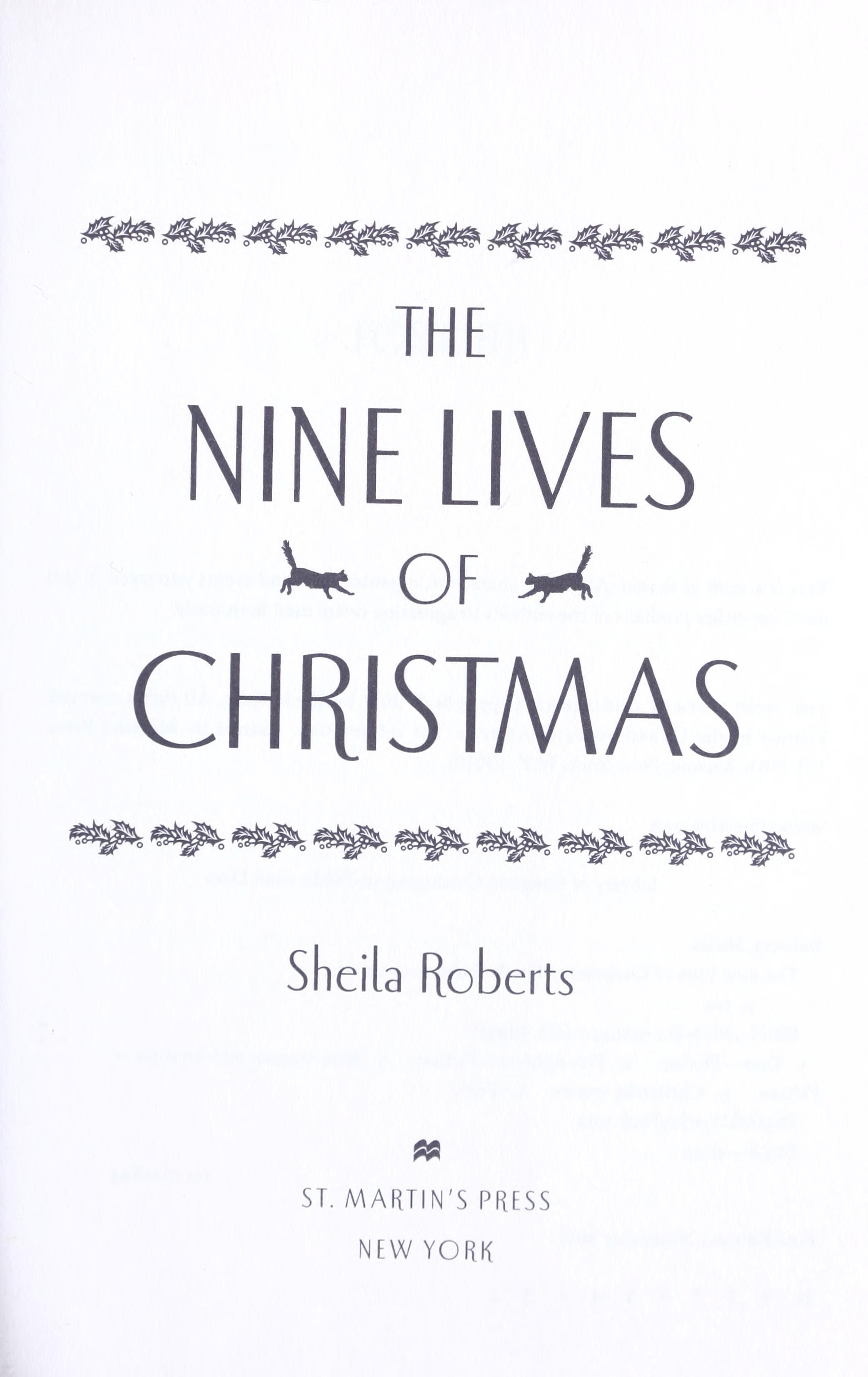 Heart and Soul Designs Limited - eBook The nine lives of Christmas ...