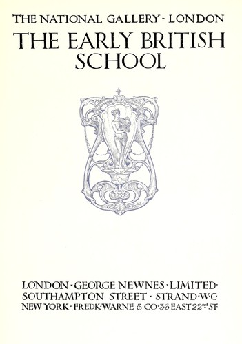 Download The early British school