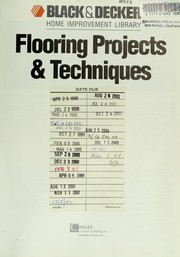 Flooring projects & techniques PDF