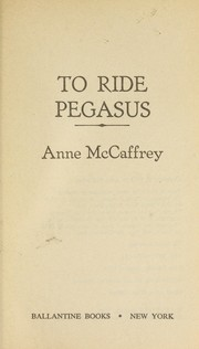 To ride Pegasus PDF