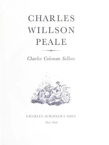 Charles Willson Peale.