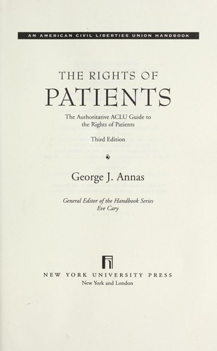 Download The rights of patients