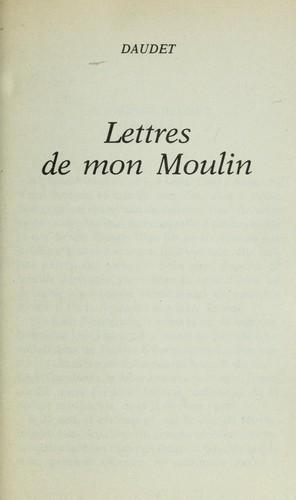 Download Lettres de mon moulin