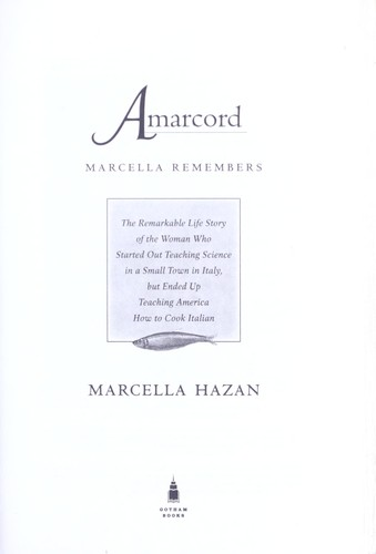 Download Amarcord, Marcella remembers