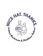 Nice hat--thanks by Joshua Beckman
