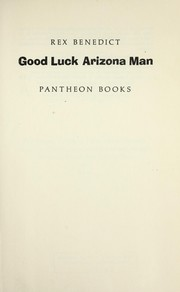 Good luck Arizona man PDF