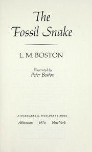 The fossil snake PDF