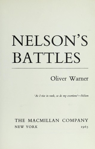 Download Nelson's battles.