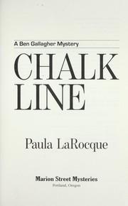Chalk line PDF