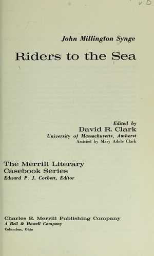 Download Riders to the sea.