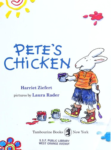 Download Pete's chicken