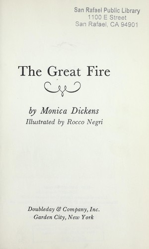 Download The great fire.