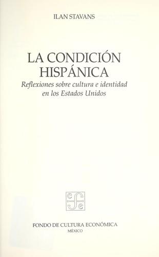 La condición Hispánica
