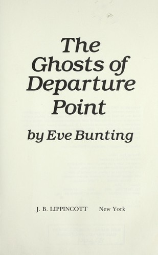 Download The ghosts of Departure Point