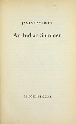 An Indian summer