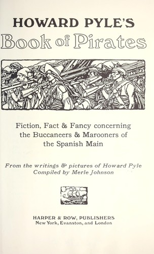 Download Howard Pyle's Book of pirates