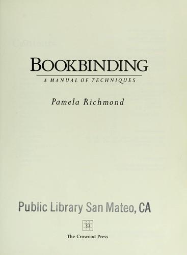Download Bookbinding
